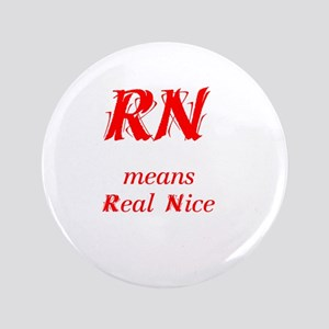 "Red RN 3.5"" Button"