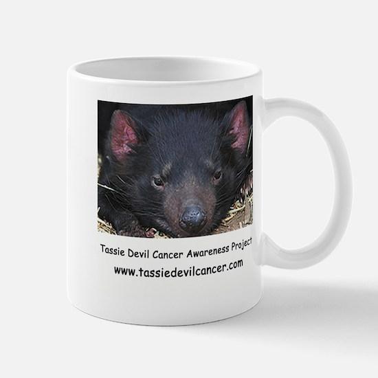 Tassie Devil Diner Mug