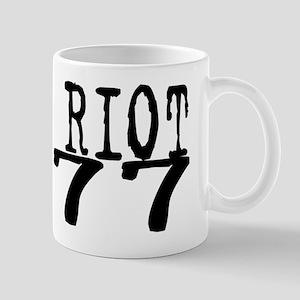 WHITE RIOT 1977 Mug