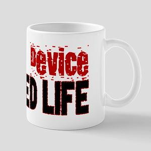 SUSPECT DEVICE wasted life Mug