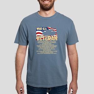 What Is A Veteran T Shirt, Veteran T Shirt T-Shirt