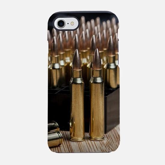 Rifle Ammunition iPhone 8/7 Tough Case