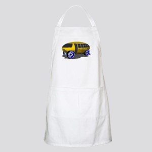Bubble bus BBQ Apron