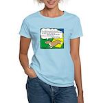 Agility Corgi Cartoon Women's Light T-Shirt