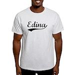Vintage Edina (Black) Light T-Shirt