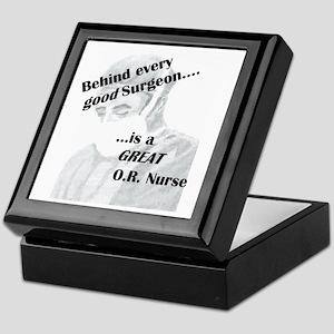 Great O.R. Nurse Keepsake Box