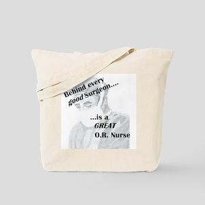 Great O.R. Nurse Tote Bag