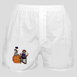 PETER PETER PUMPKIN EATER Boxer Shorts