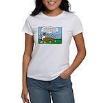Conformation Corgi Cartoon Women's T-Shirt