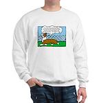 Conformation Corgi Cartoon Sweatshirt