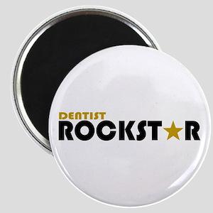 Dentist Rockstar 2 Magnet