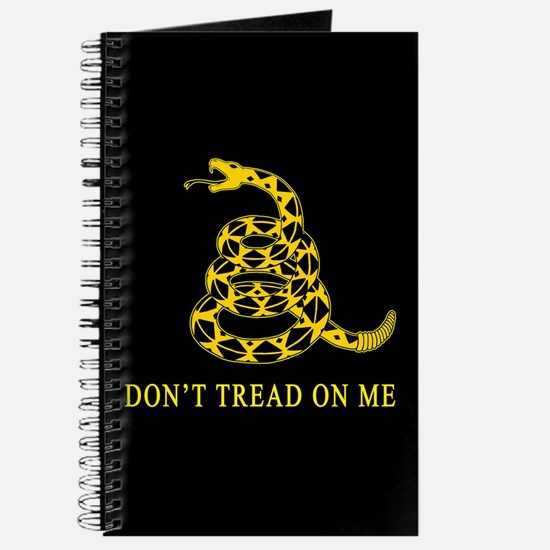Don't Tread on Me Journal