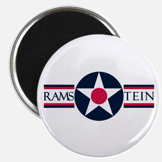 "Ramstein Air Base 2.25"" Magnet"