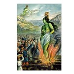 Death of the Green Fairy Postcards (Package of 8)