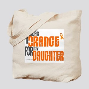 I Wear Orange For My Daughter 6 Tote Bag