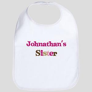 Johnathan's Sister Bib