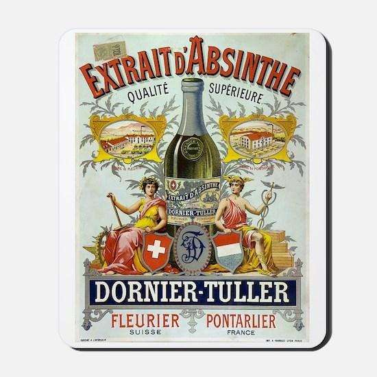 Absinthe Dornier-Tuller Mousepad