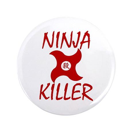 """Ninja Killer 3.5"""" Button"""