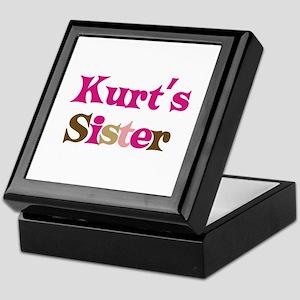 Kurt's Sister Keepsake Box