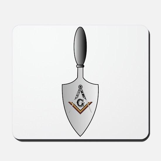 Masonic Trowel Mousepad