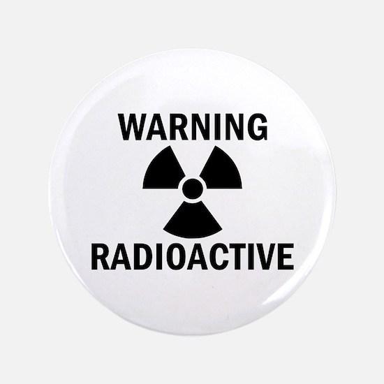 """Radioactive 3.5"""" Button"""