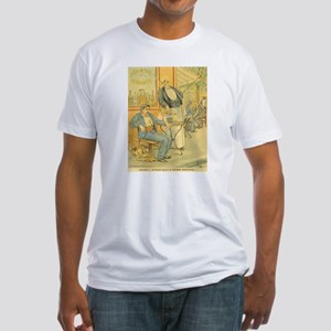 La Poudre Montavon Fitted T-Shirt