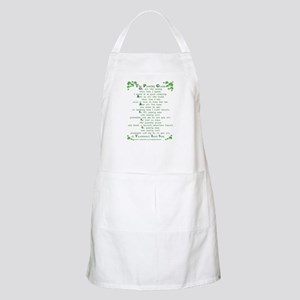 The Parting Glass BBQ Apron