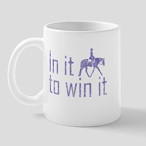 In it to win it side hunter Mug