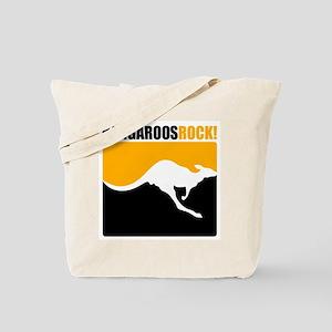 Kangaroos Rock! Tote Bag