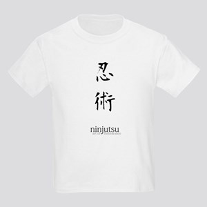 Ninjutsu Kids Light T-Shirt