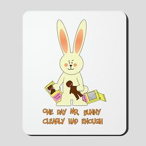 Easter Irony Mousepad