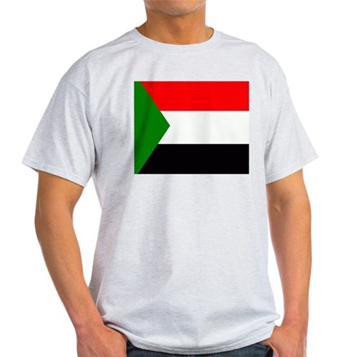 Flag of Sudan T-Shirt