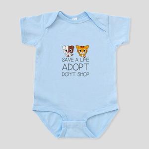 Adopt Don't Shop Body Suit