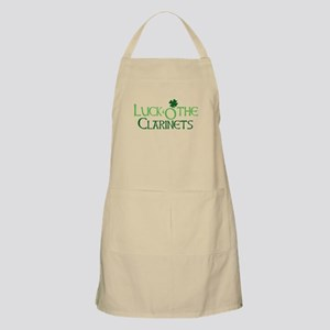 Luck 'O the Clarinets BBQ Apron