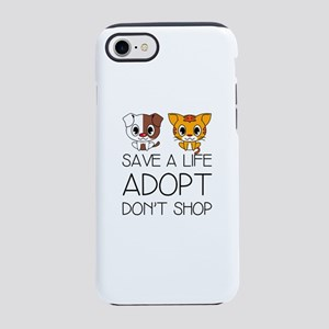 Adopt Don't Shop iPhone 8/7 Tough Case
