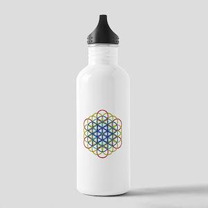 Archangel Metatron Del Stainless Water Bottle 1.0L