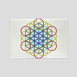 Archangel Metatron Delight Rectangle Magnet