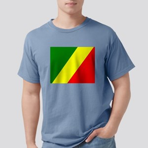 Flag of the Republic of the Congo T-Shirt