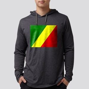 Flag of the Republic of the Co Long Sleeve T-Shirt