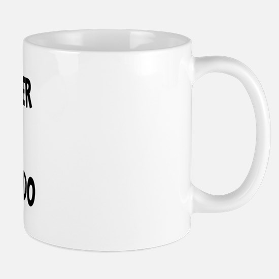 Whatever Tina says Mug
