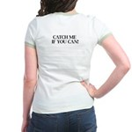 Catch Me If You Can Jr. Ringer T-Shirt