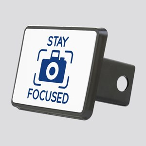 Stay Focused Rectangular Hitch Cover