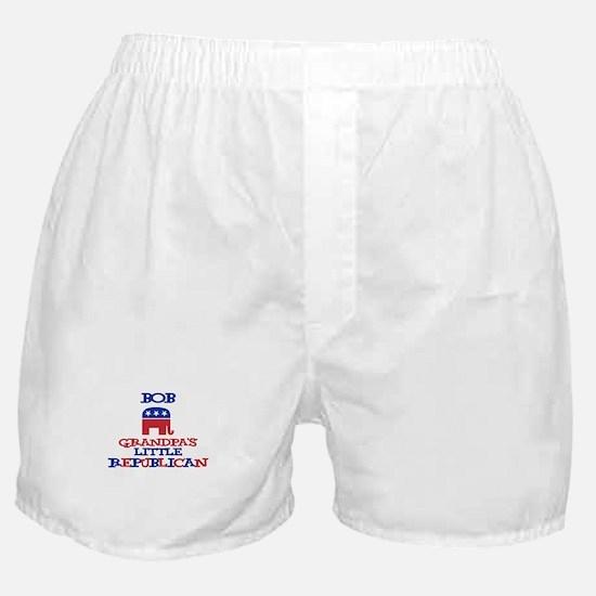 Bob - Grandpa's Little Republ Boxer Shorts
