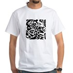 Fish White T-Shirt