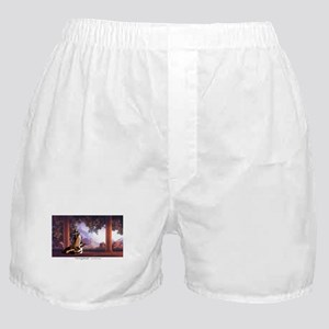"""Herring Break"" Boxer Shorts"