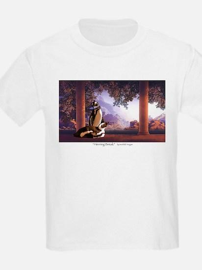 """Herring Break"" Kids T-Shirt"