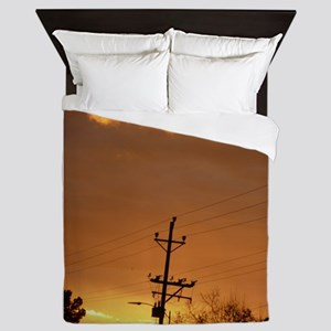 Branham Lane sunri Queen Duvet