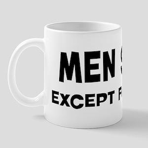 Except for Brett Mug