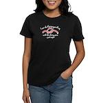 Cherry Stem Women's Dark T-Shirt