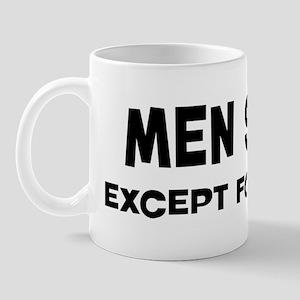 Except for Ahmad Mug